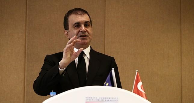 وزير تركي: لا نأخذ قرار البرلمان الأوروبي على محمل الجد ونعتبره ملغى