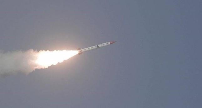 السعودية تعترض صاروخا حوثيا جديدافي سمائها