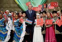 Turkey to continue to help children in need, President Erdoğan says