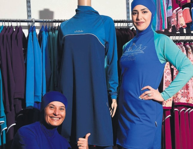 According to Australian-Lebanese Aheda Zanetti, who claims the trademark on the name burkini and burqini and created her first swimwear for Muslim women more than a decade ago, the furor in France has attracted more publicity for her products.
