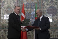 Turkey, Algeria to deepen bilateral cooperation, solve Libyan conflict