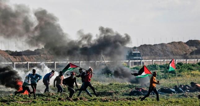 Palestinian killed by Israeli fire in Gaza: ministry