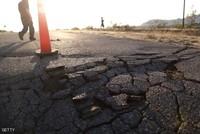 زلزال ثان يضرب كاليفورنيا في 24 ساعة وأنباء عن إصابات