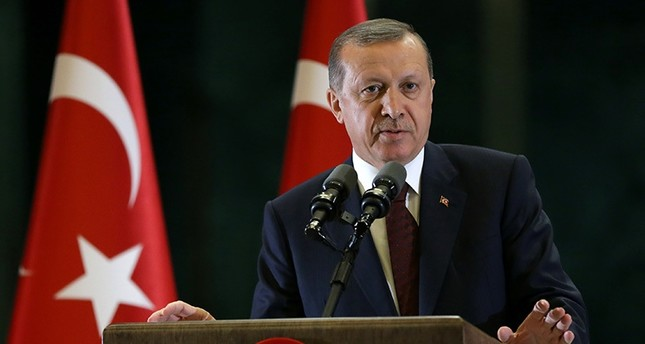 Those supporting PKK terror will find authorities in front of them, Erdoğan says