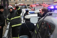 At least 10 killed, 50 injured by twin subway blasts in Russia's St. Petersburg