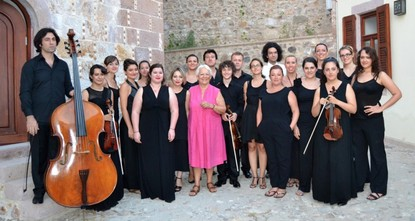 Ayvalık International Music Academy hosts festival of modern harmonies
