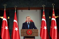 Erdoğan urges Turkish NGOs to observe FETÖ coup trials