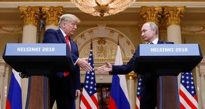 'Trump, Putin agree on Kosovo partition during summit'