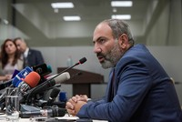 Armenian PM Pashinian taps new heads of police, security to fight corruption