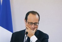 French President Hollande says won't run for another term