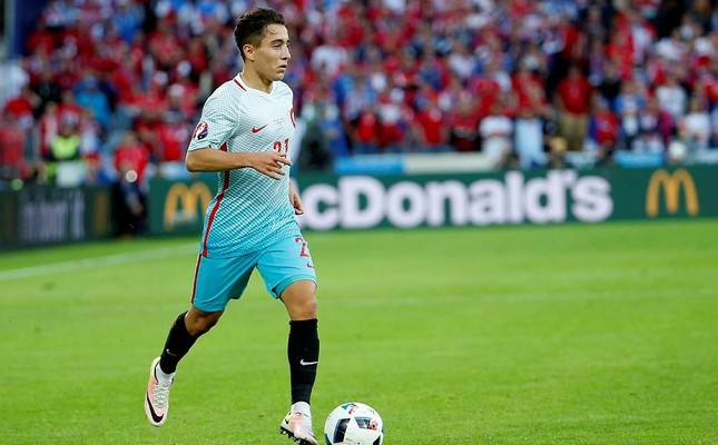 Turkey's rising star Emre Mor becomes third youngest player in Euro championships to assist a goal