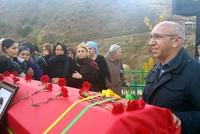 Opposition lawmaker attends funeral of PKK terrorist