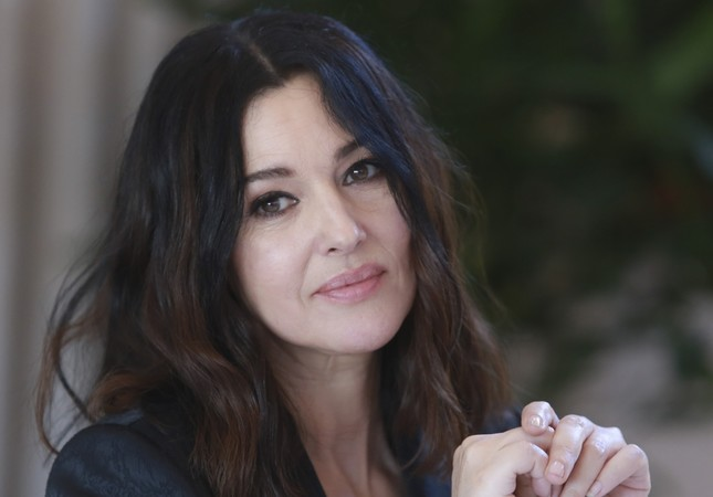 Monica Bellucci entered the film world with the help of legendary director Francis Ford Coppola.