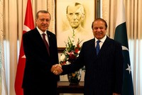 Pakistan's Prime Minister Nawaz Sharif to visit Turkey