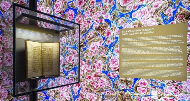 The stories of the manuscripts will be told during the curator-guided tour.