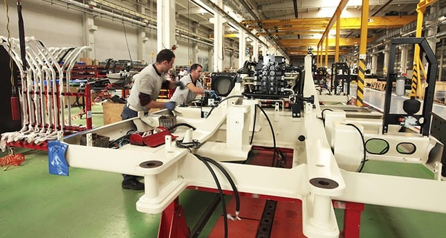 Turkey's industrial production output unexpectedly drops in April