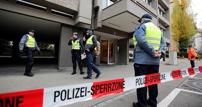 pThe U.S. Consular Office in Zurich was evacuated Monday morning due to a suspicious object, according to Blick Newspaper./p