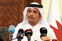 Qatari FM expected to visit Turkey, have meeting with Erdoğan