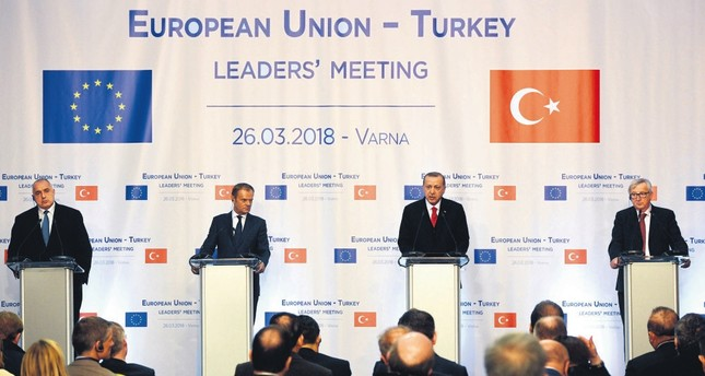 Turkish-EU relations must be settled on new ground