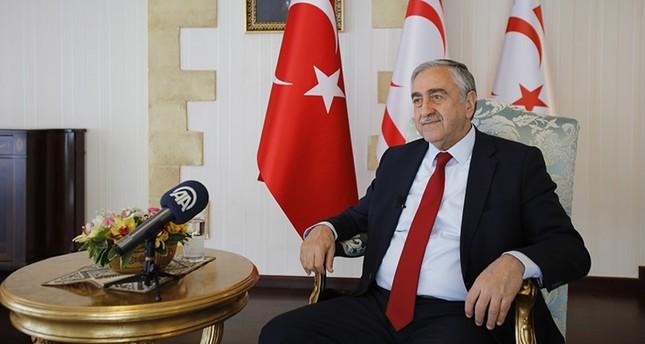 Akıncı not to attend Cyprus leaders' meeting