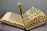 One of the earliest Ottoman print books preserved through cooperation