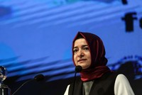 Several of Family and Social Affairs Minister Fatma Betül Sayan Kaya's meetings in the Netherlands and Germany have been canceled Friday as the authorities cited