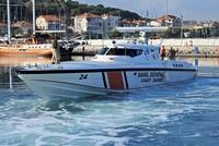 Turkey nabs 43 EU-bound undocumented migrants off Aegean