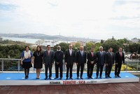Turkey eyes stronger ties with Central America as host of SICA meeting