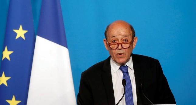 فرنسا تعتبر أن الهجوم على إدلب قد يهدد أمن أوروبا