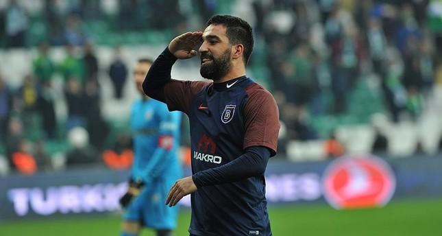 الاتحاد التركي لكرة القدم يوقف أردا توران 16 مباراة.. تعرف على السبب