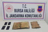 1,000-year-old papyrus Bible seized in northwestern Turkey