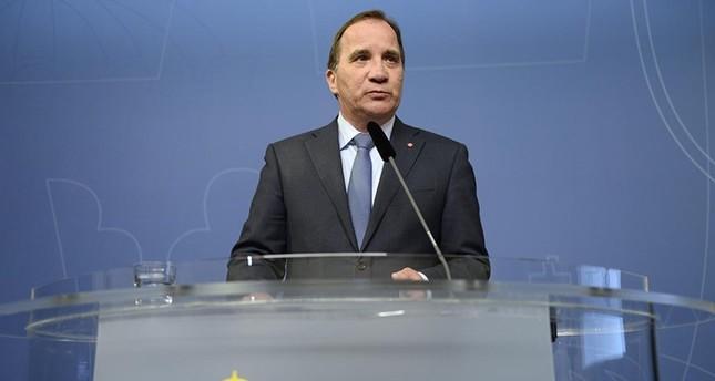 رئيس وزراء السويد: الشعب التركي سطّر اسمه على صفحات التاريخ بأحرف من ذهب