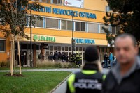 At least 6 dead in hospital shooting in Czechia