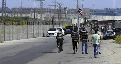 Israel closes Gaza crossing on the eve of bayram