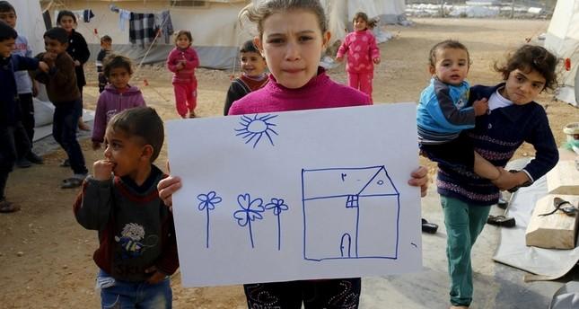 كيف يتم الأطفال السوريين في النظام التعليمي التركي؟ (الأناضول)