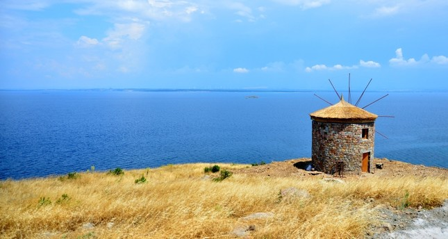الانتهاء من ترميم طواحين هواء تاريخية في جزيرة بوزجا أدا