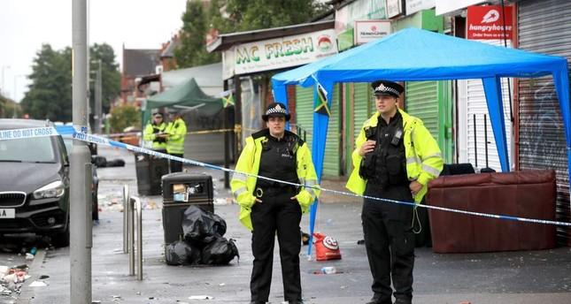 10 إصابات في إطلاق نار بمدينة مانشستر البريطانية