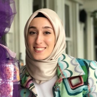 AK Party's Istanbul parliamentarian Ru00fcmeysa Kadak is the youngest at age 22.