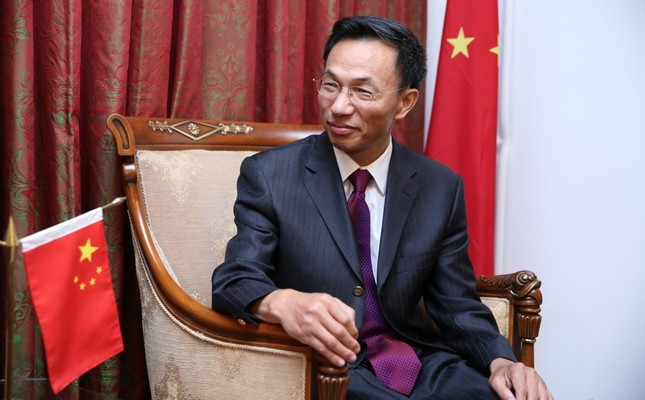 Chinese envoy to Ankara sees improved economic, political ties