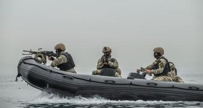 تعرف على قوات مشاة البحرية البرمائية التركية التماسيح