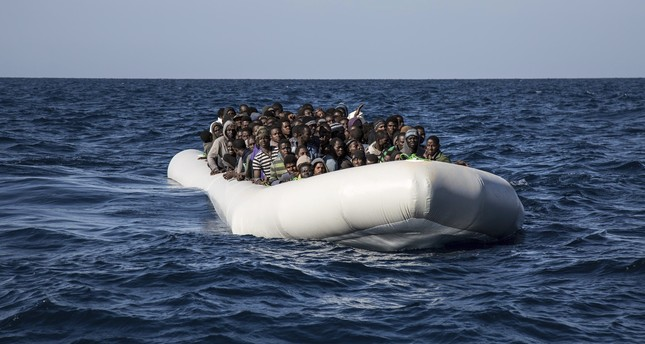 Italy suspects rescue boats used as trafficking taxis