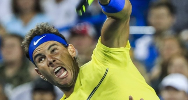 With US open beginning Monday, Nadal seeded No 1