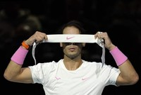 Nadal loses ATP Finals opener to defending champion Zverev