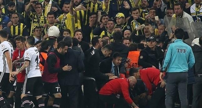 اتحاد كرة القدم التركي يقر عقوبة قاسية جداً بحق نادي بشيكطاش