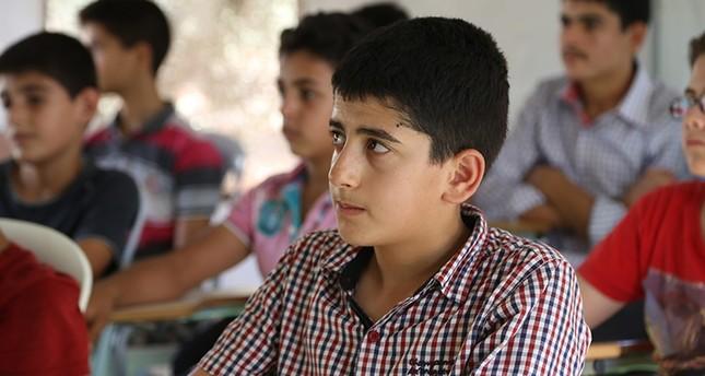 Turkey rebuilds over 400 war-torn schools in Syria
