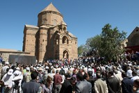 With religious services in Akdamar Church resuming soon, Armenians hail 'new Turkey'