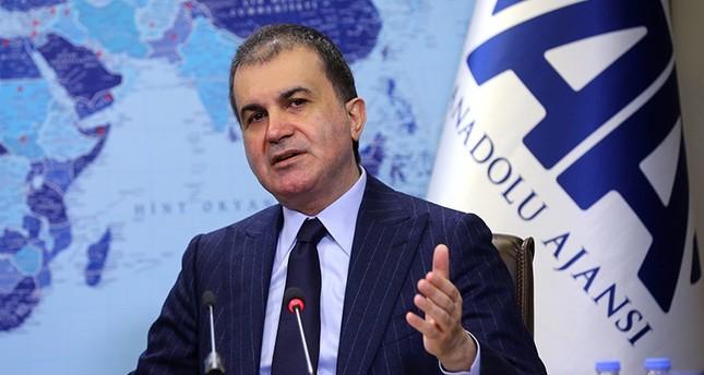 وزير تركي: نرفض الانضمام إلى اتحاد أوروبي تحكمه عقليات ساركوزي وفيلدز