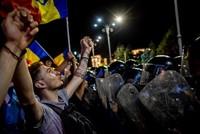 Rumänien: Hunderte Verletzte bei Demonstrationen
