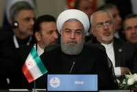 US cannot decide for Iran or the world, Rouhani says after Pompeo lists sweeping demands