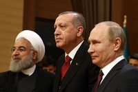 Erdoğan to travel to Iran for Syria summit on Sept. 7 as initiatives for solution gain momentum